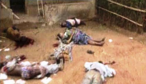 Genocida ve Rwandě
