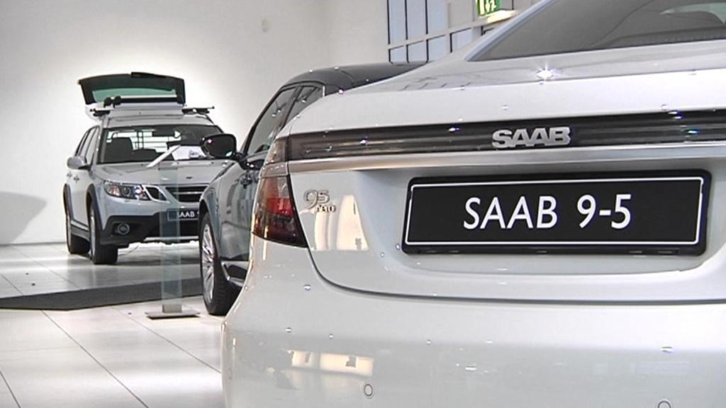 Automobily značky Saab