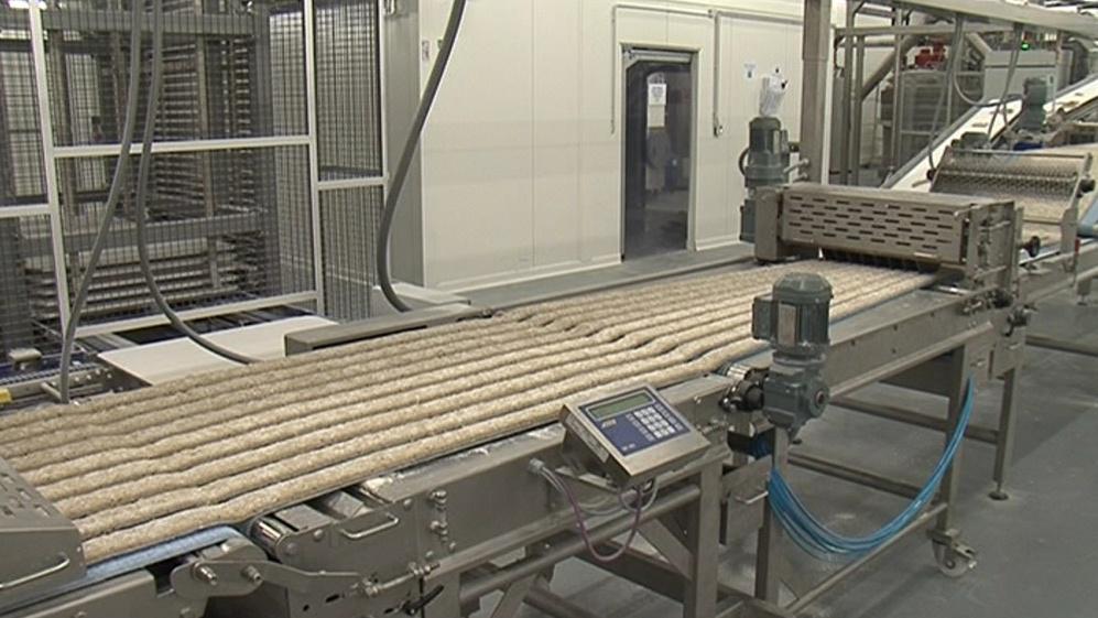 Výroba zmrazených polotovarů pečiva zaměstnává v Česku 1 000 lidí