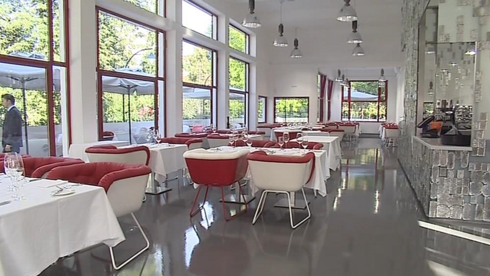Zemanova kavárna po rekonstrukci