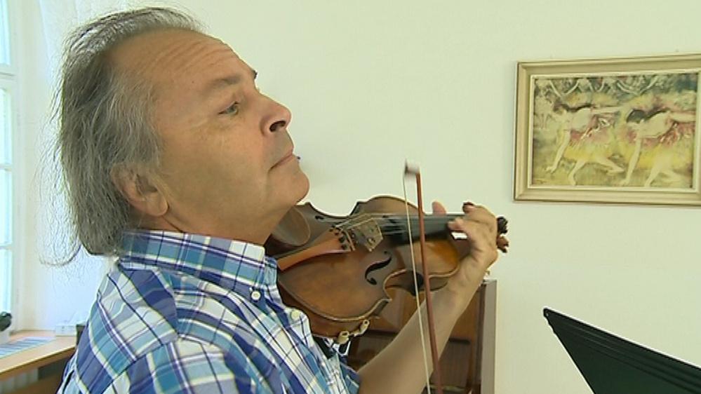 Virtuos Hudeček vede letní akademii už 16 let