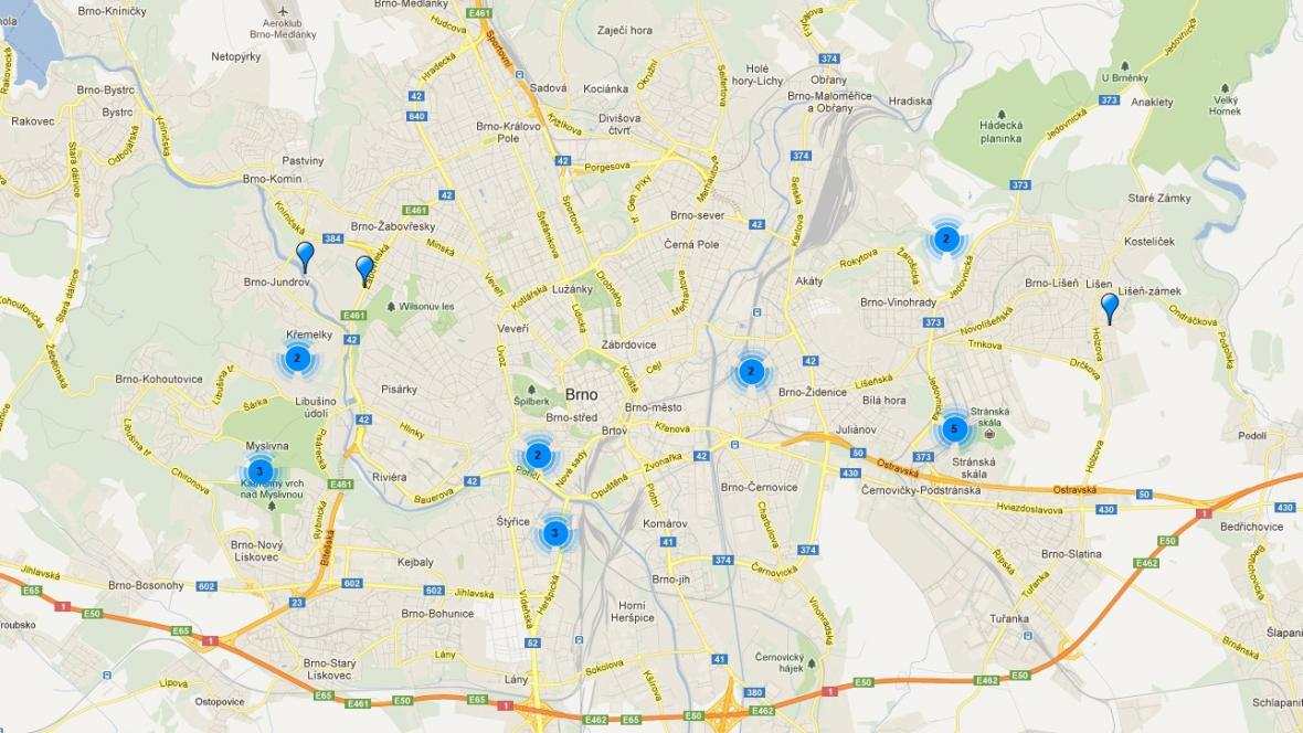 V Brně už je nahlášeno 23 ilegálních skládek
