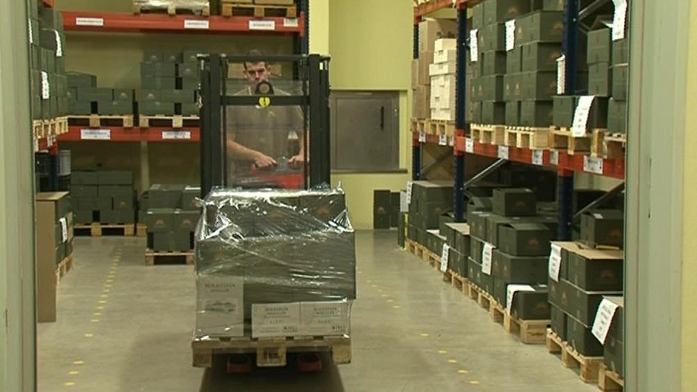 Moravští vinaři do Japonska tentokrát exportují 600 lahví