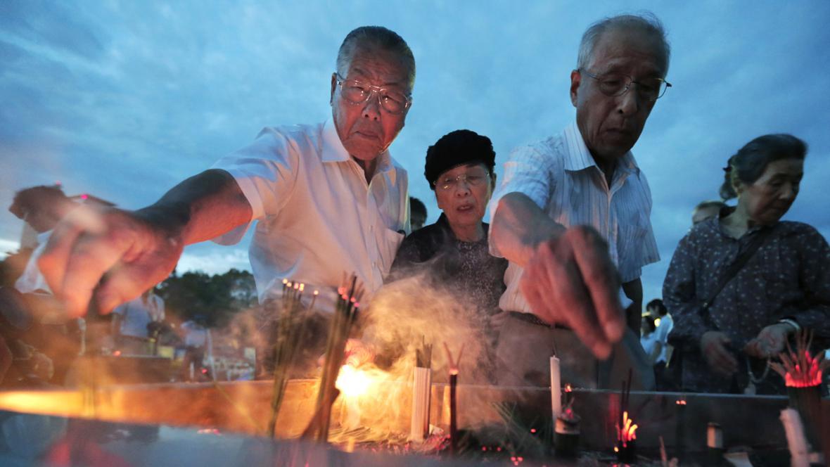 Vzpomínka na Hirošimu