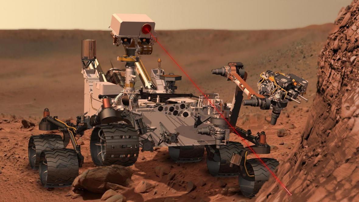 NASA - Sonda Curiosity