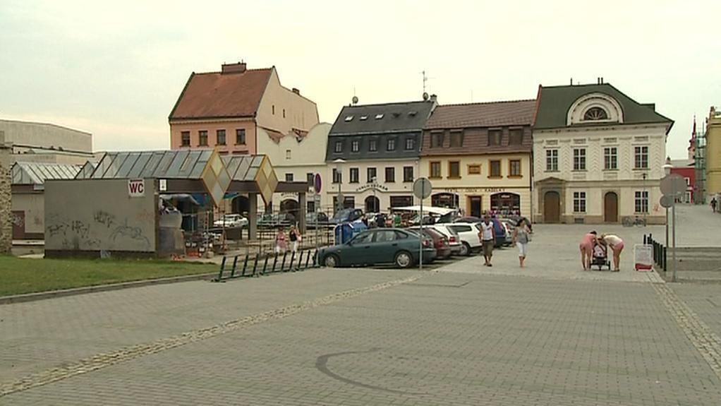 Tržnice v Prostějově