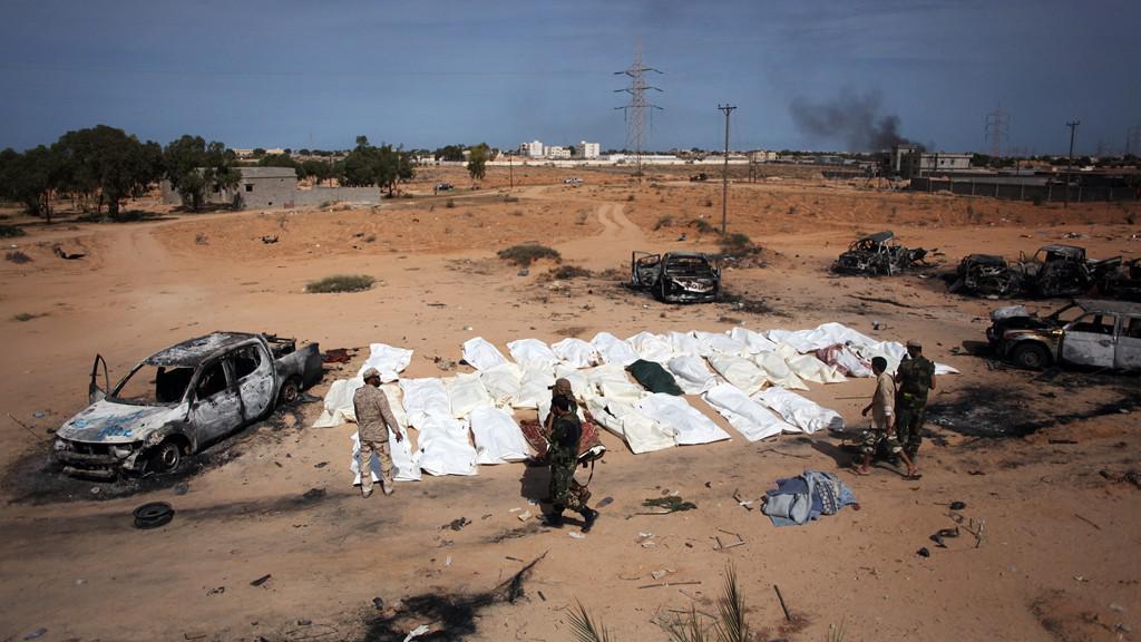 Libye po Kaddáfím