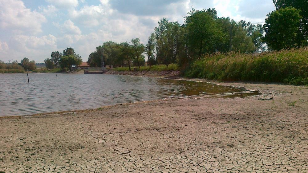 Rybníky v Pohořelicích