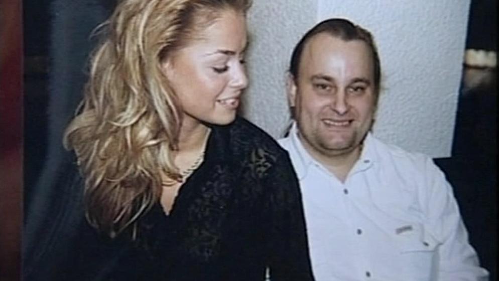 Barbora Hošnová s Rudolfem Hošnou