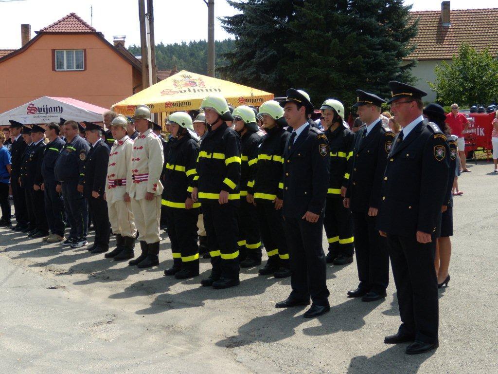 Z oslav v Javorníku na Benešovsku