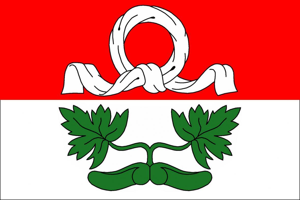 Vlajka - Javorník