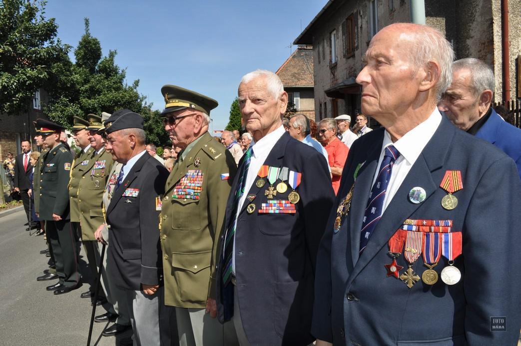 Vzpomínka na kpt. Otakara Jaroše