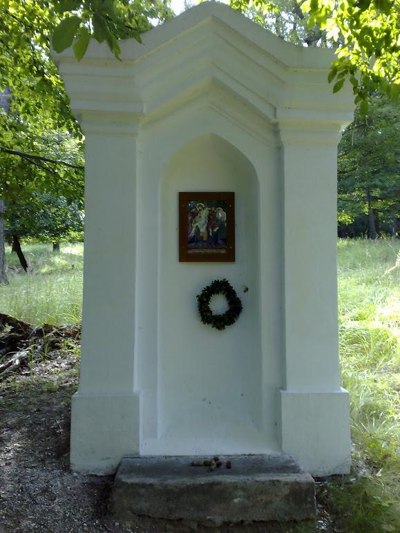 Kaplička nad Chudčicemi