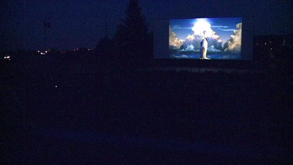Foto z letního kina