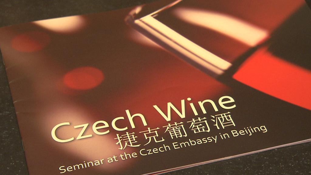 České víno slaví úspěch v Číně