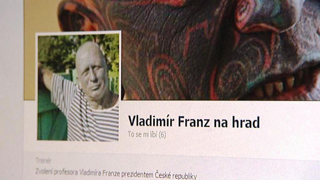 Iniciativa za kandidaturu Vladimíra Franze