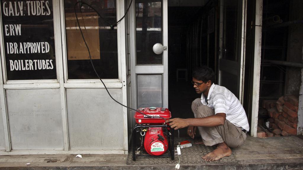 Blackout v Indii