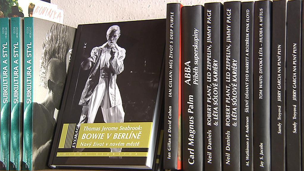 Thomas Jerome Seabrook / Bowie v Berlíně