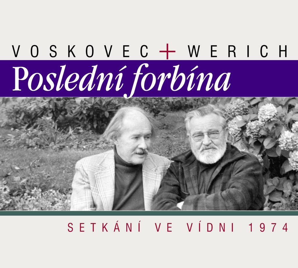 Voskovec + Werich / Poslední forbína
