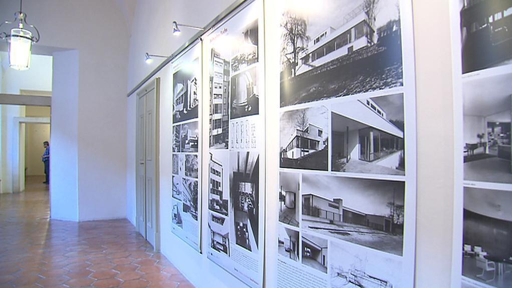 Výstava Brno - město v duchu Bauhausu
