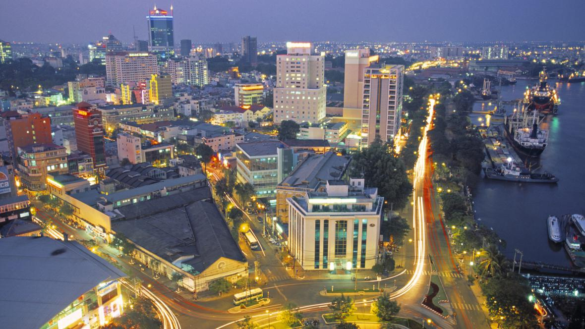 Ho Či Minovo Město