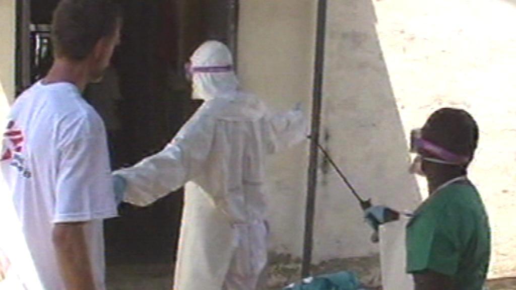 Epidemie eboly v Ugandě