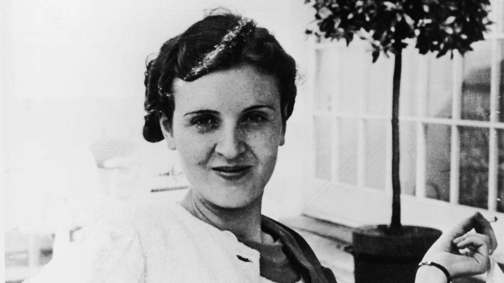 Hitlerova partnerka Eva Braunová