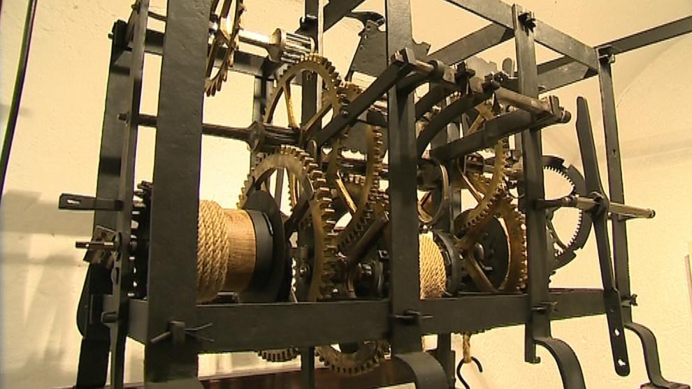 Expozice muzea kovářství