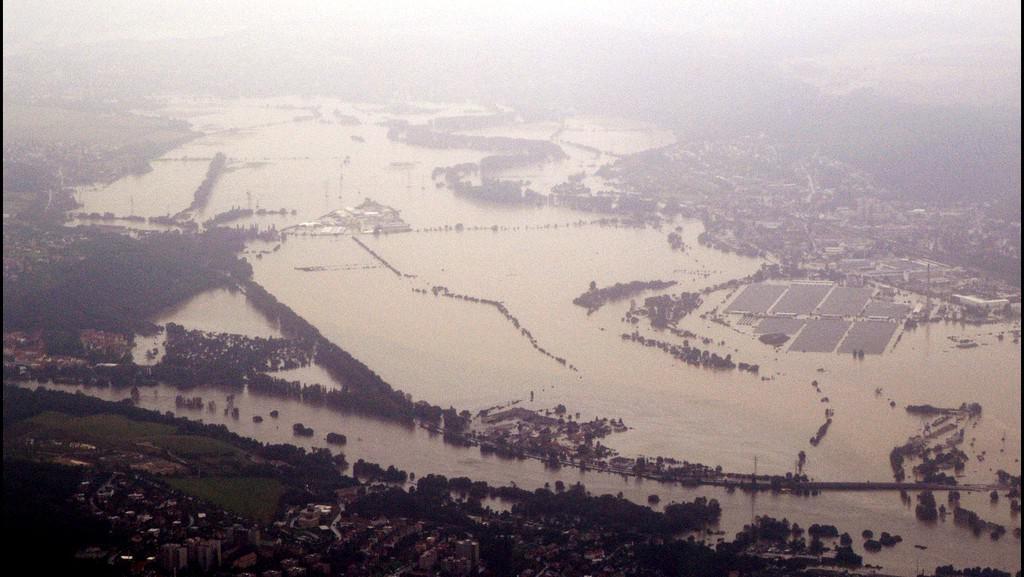 Povodeň v Praze, 13.8.2002