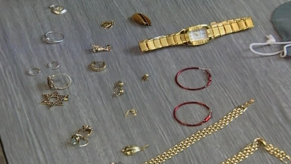 Zloději se zaměřují na věci, které snadno prodají