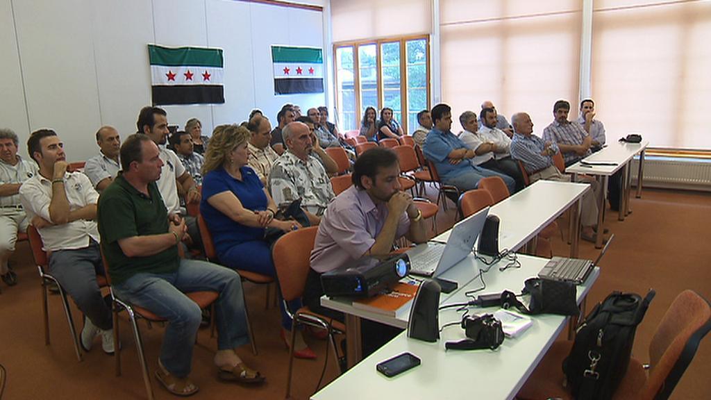 Setkání Syřanů žijících v ČR