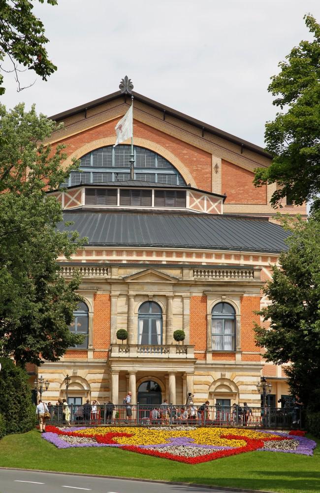 Bayreuthské festivalové divadlo