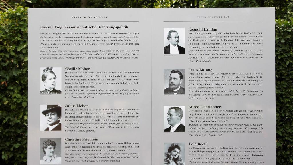 Výstava mapuje temnou historii z let nacistické vlády