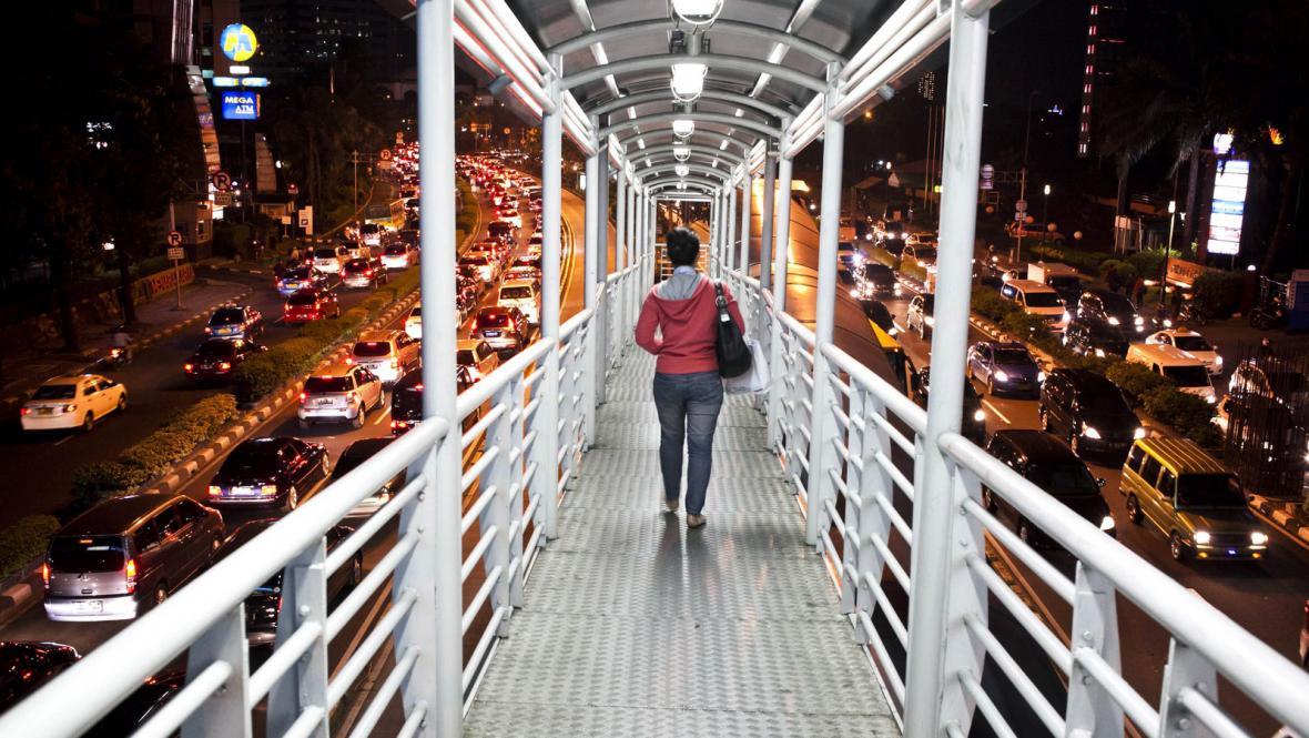 Doprava v Jakartě