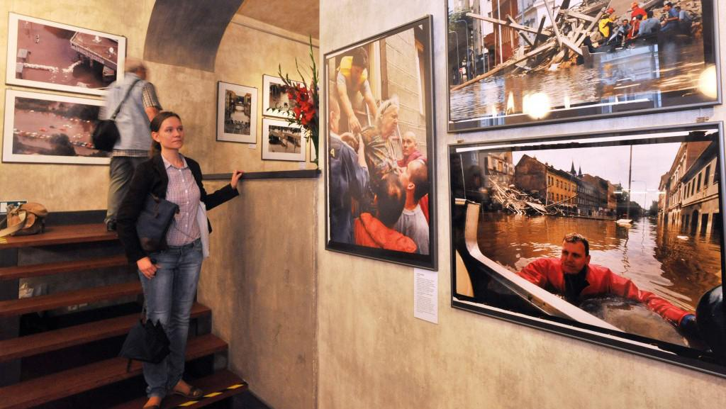 Výstava Praha pod vodou