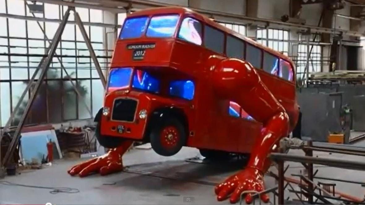 Autobus Davida Černého