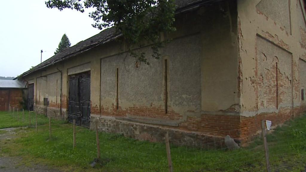 Stodola ve Volyni