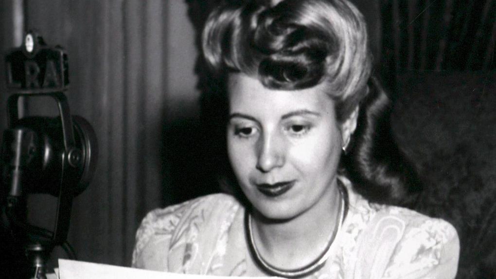 Evita Perónová