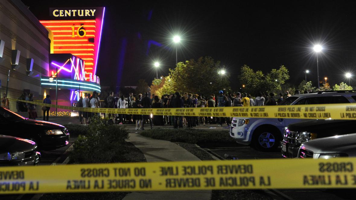 Střelba v Denveru