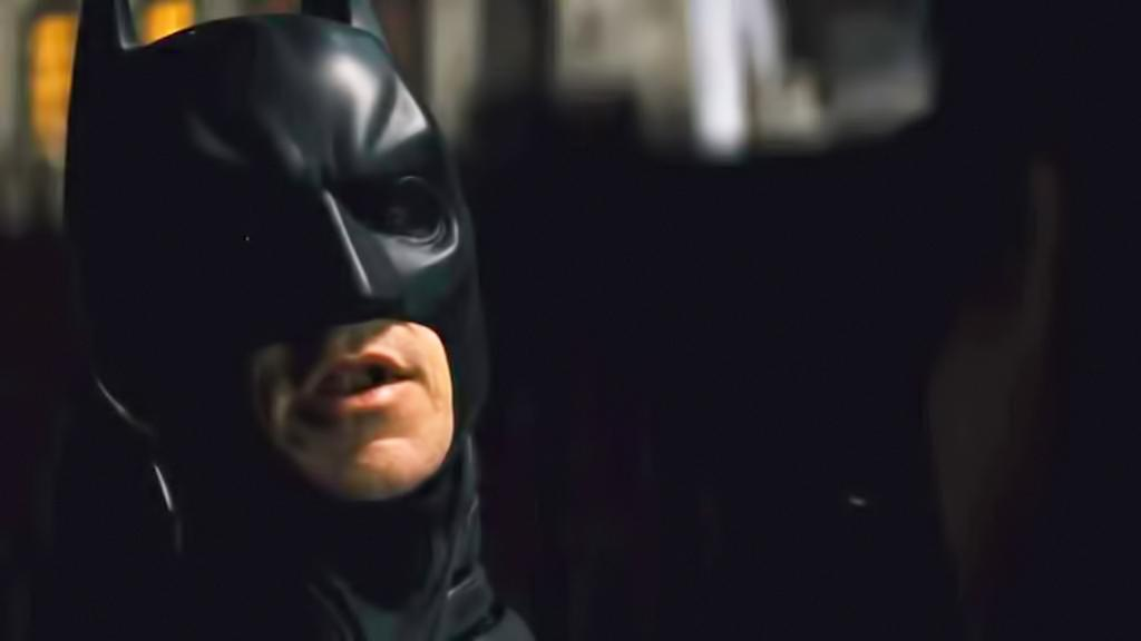 Christian Bale v roli Batmana