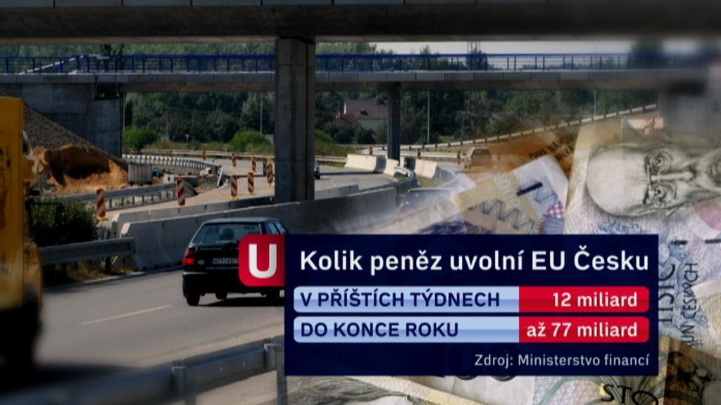 Kolik peněz uvolní Brusel?