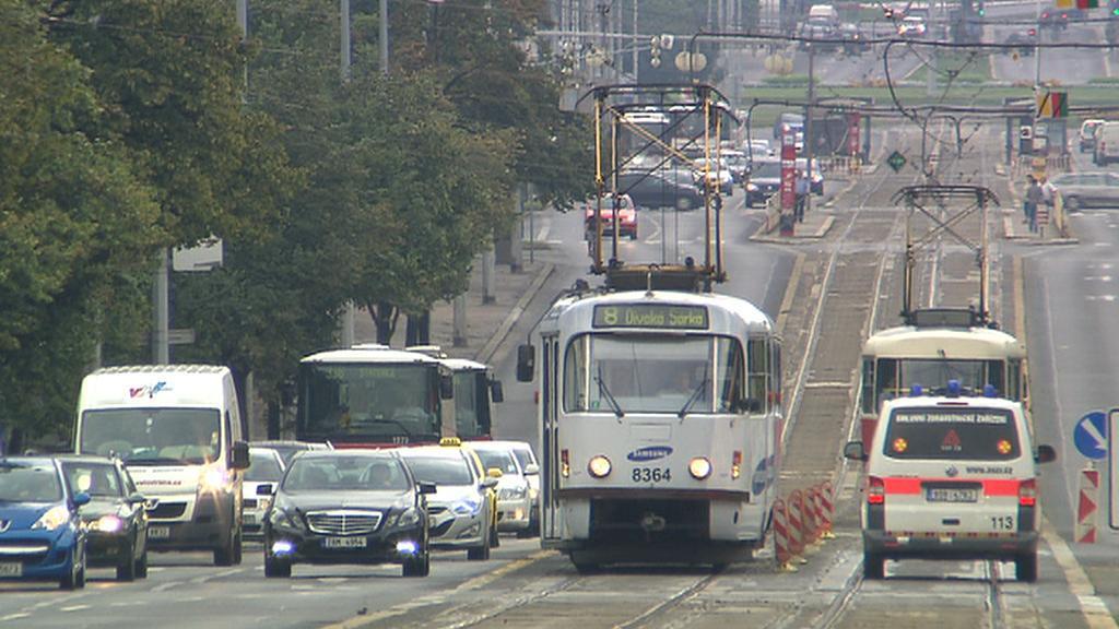 Tramvajová doprava