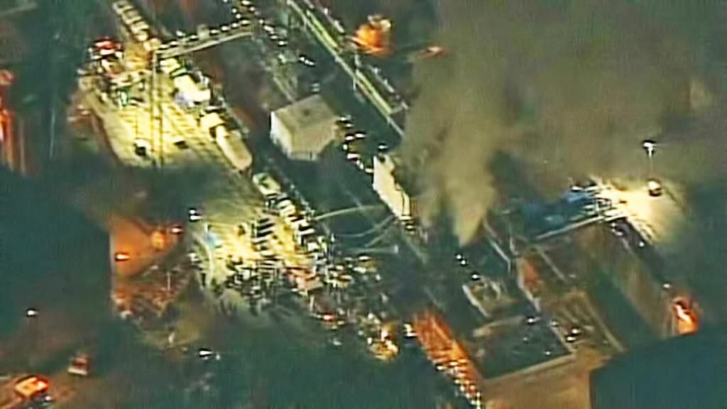 Požár ponorky USS Miami