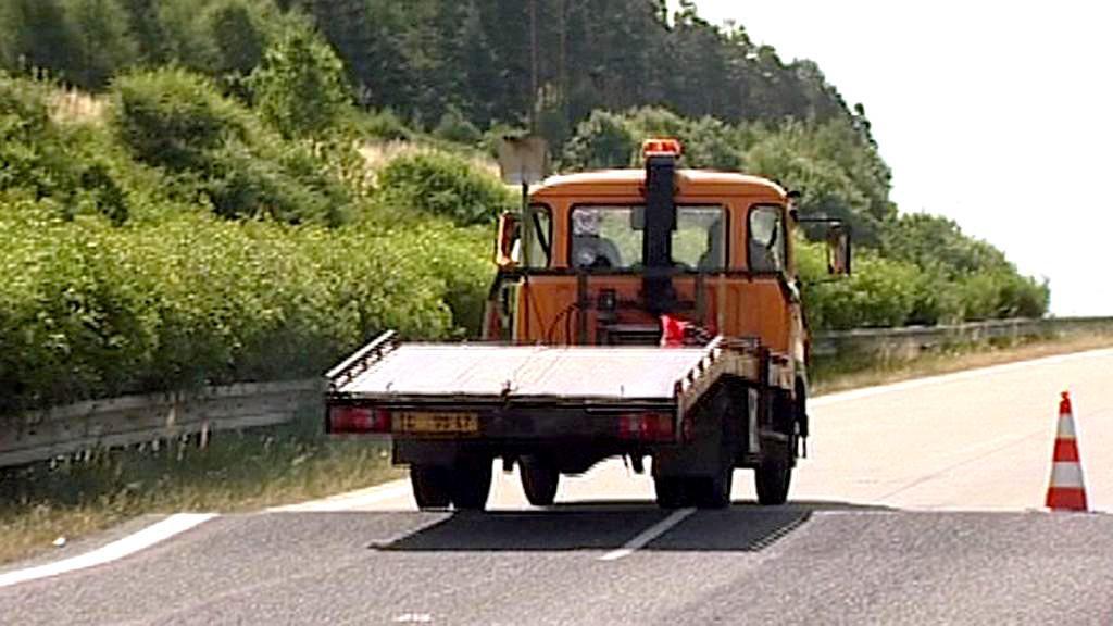 Hrb na dálnici D5