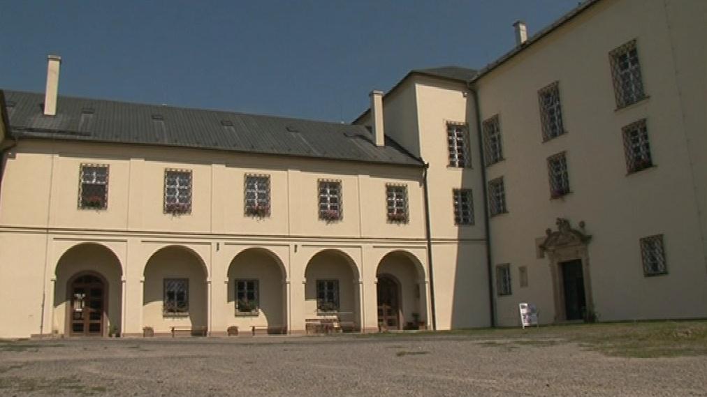 Vyškovský zámek potřebuje opravu za sto milionů korun