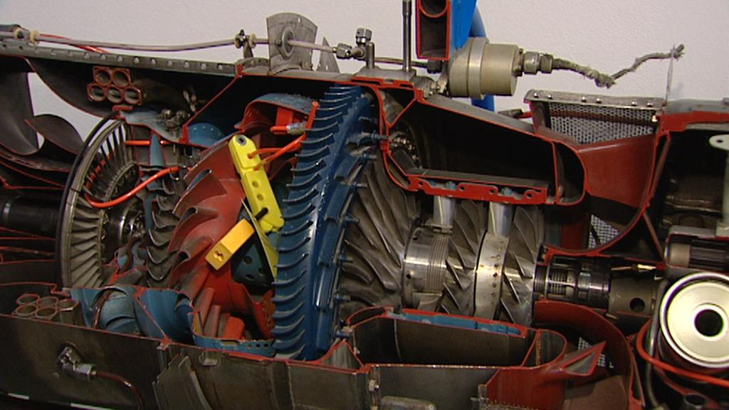 Letecký motor H80
