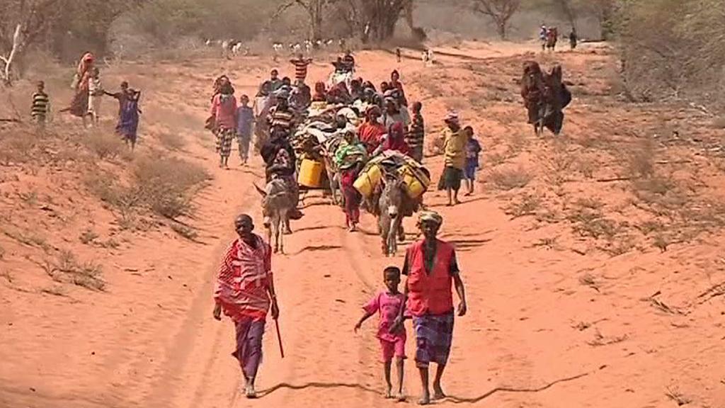 Sucho v Africe