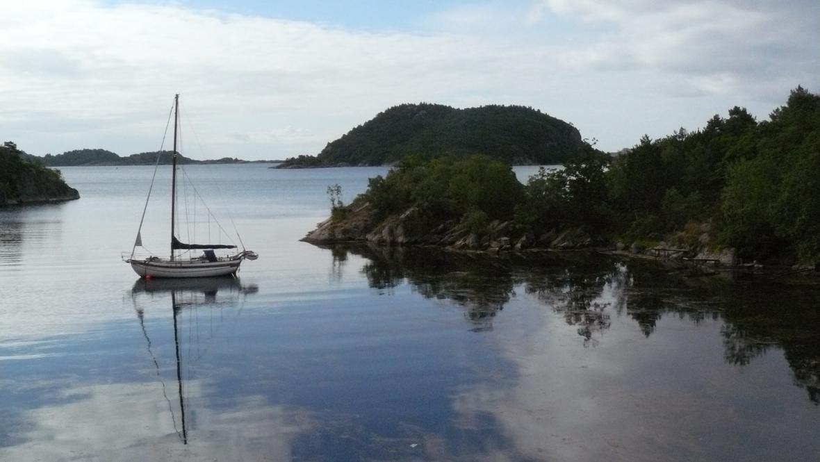 Pobřeží jižního Norska