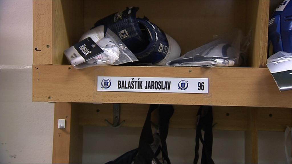 Jaroslav Balaštík se do zlínské kabiny vrací po roce
