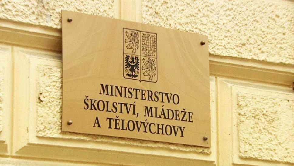 Ministerstvo školství